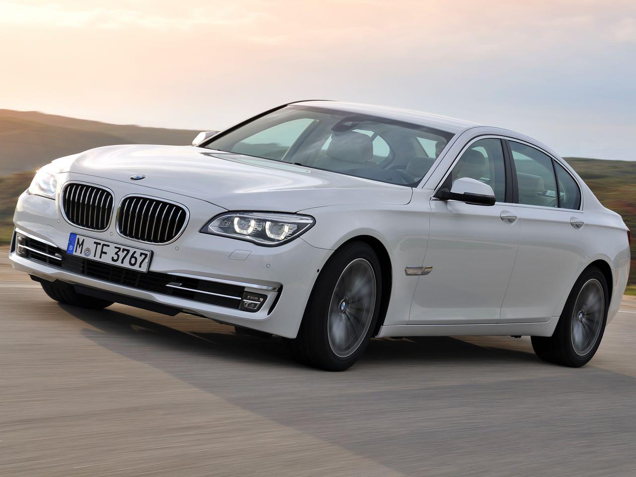 BMW Serie 7 2012 – 5