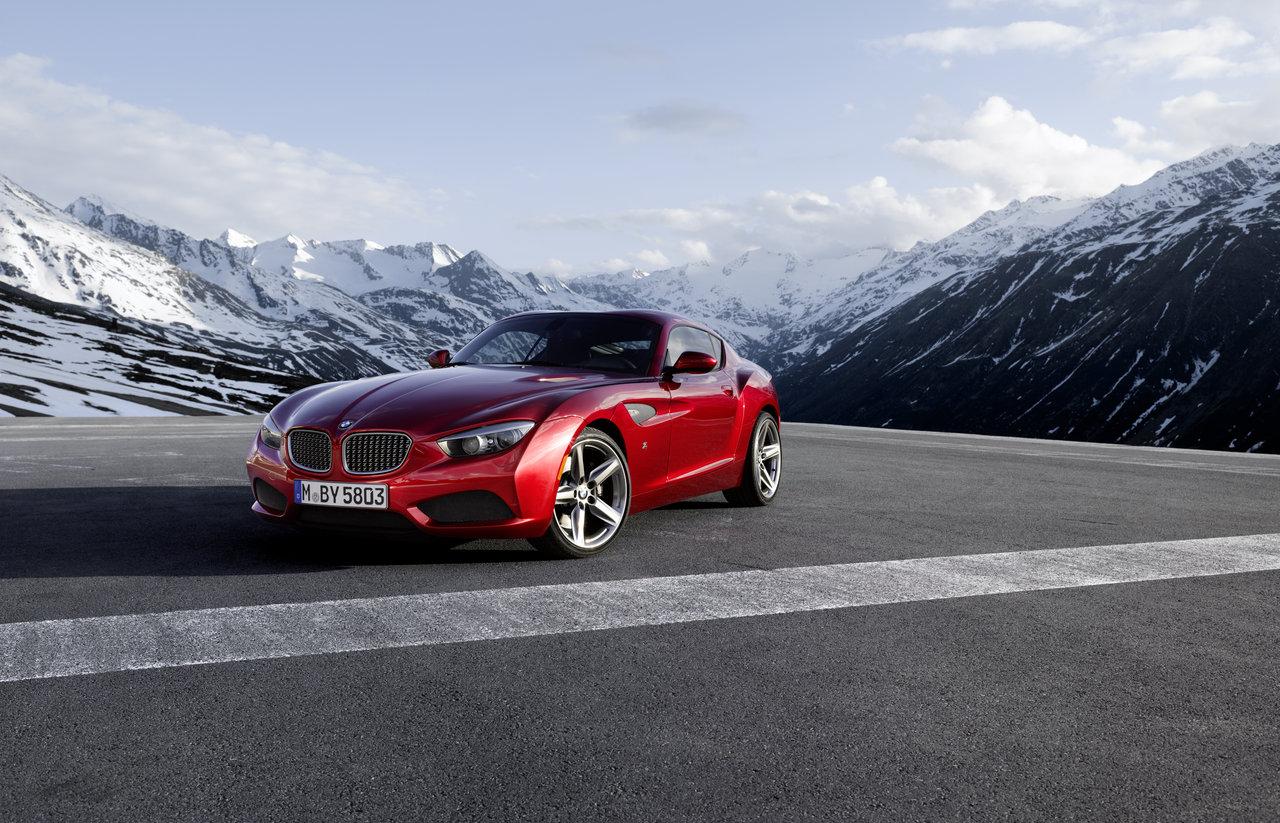 BMW Zagato Coupé 10