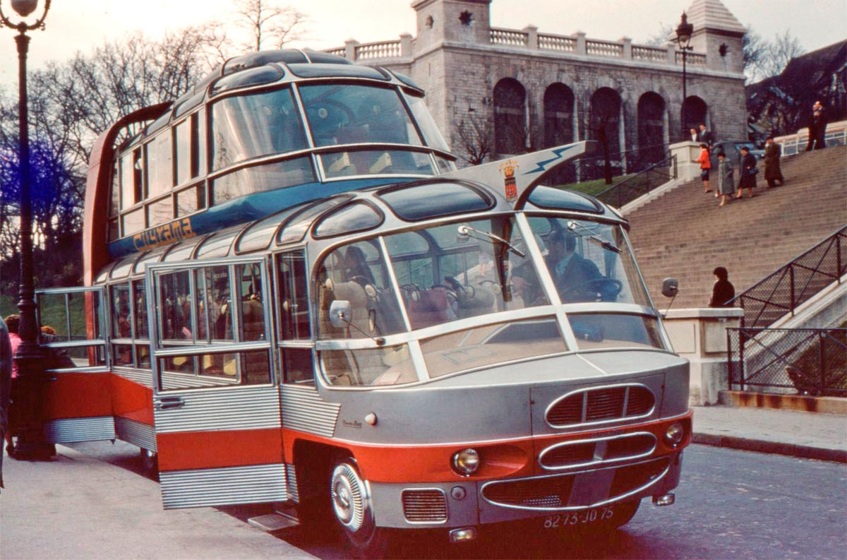 Citroën U55 Cityrama 1