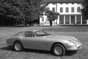 "Este Ferrari 275 GTB4 le fue entregado a Steve McQueen durante el rodaje de ""Bullit"""