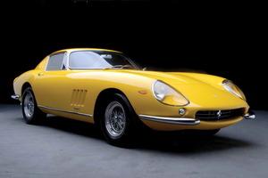 """Cualquier unidad de Ferrari 275 GTB4 es una auténtica """"obra de arte"""""""