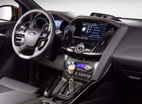 Ford Focus ST, el más potente de la gama