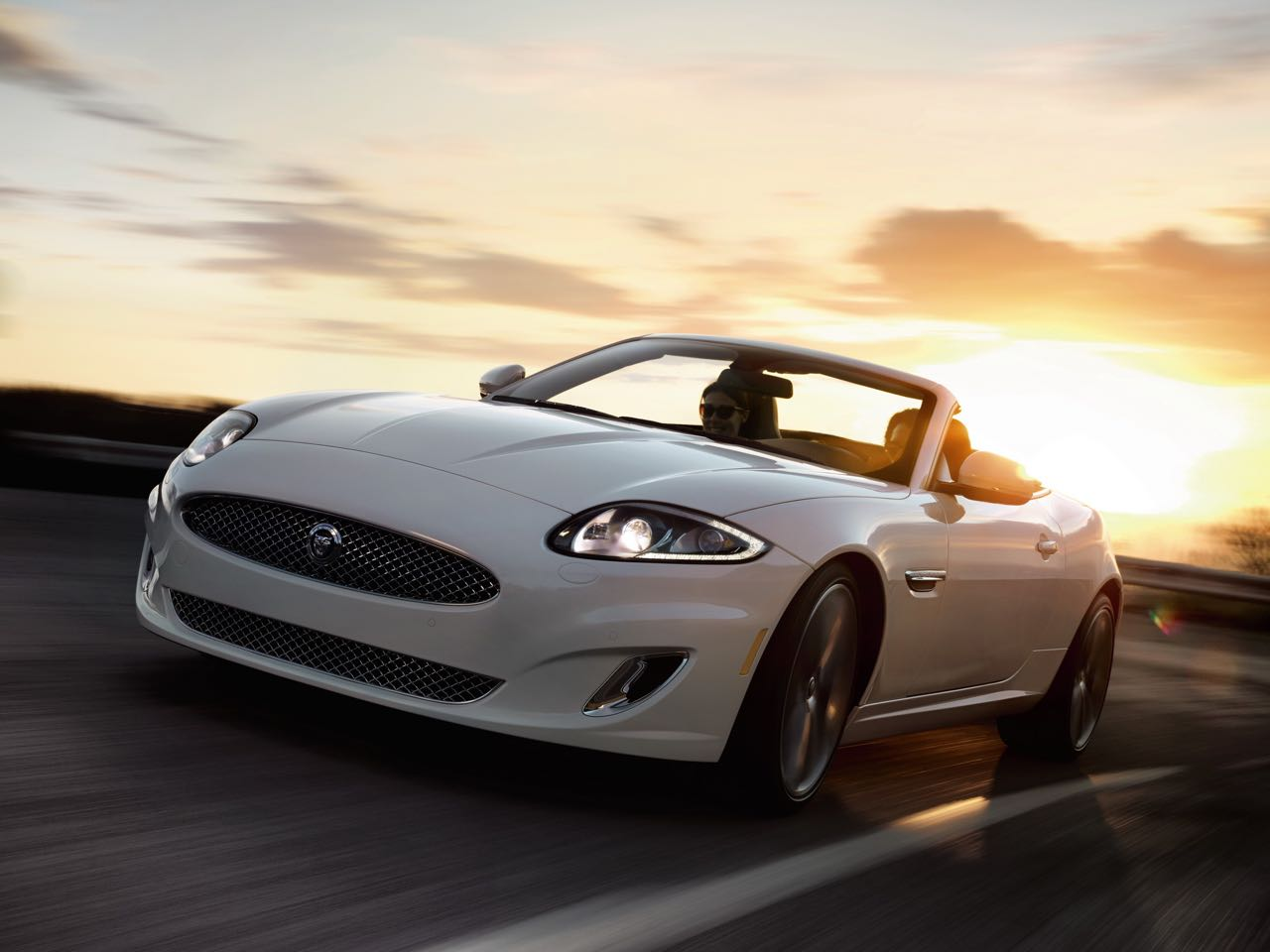 Jaguar XK Convertible 2011 – 8