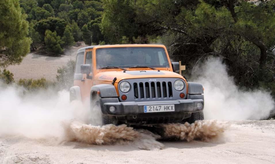 Jeep Wrangler Mountain 1