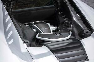 Motor potenciado hasta los 625 CV a 7.500 r.p.m.