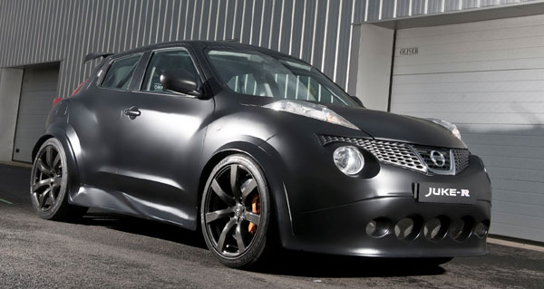 Nissan Juke R 1