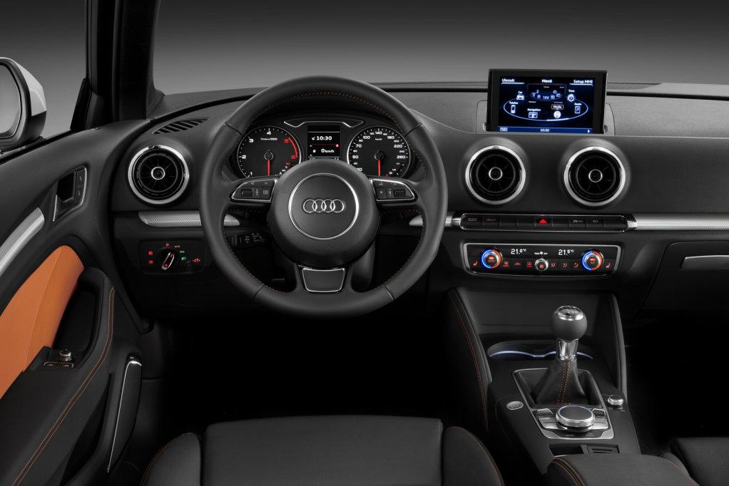 Audi a3 2012 precios y equipamiento for Interieur q3 s line
