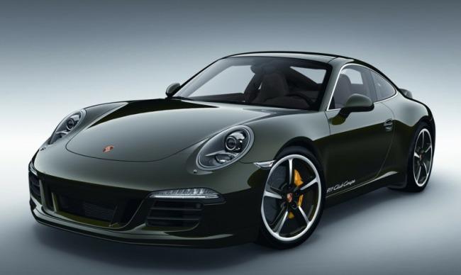 Porsche 911 Club Coupé 1