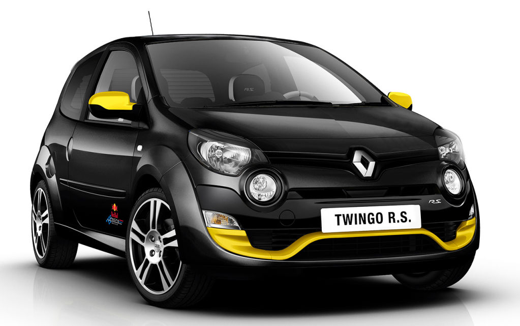 Renault Twingo Red Bull 5