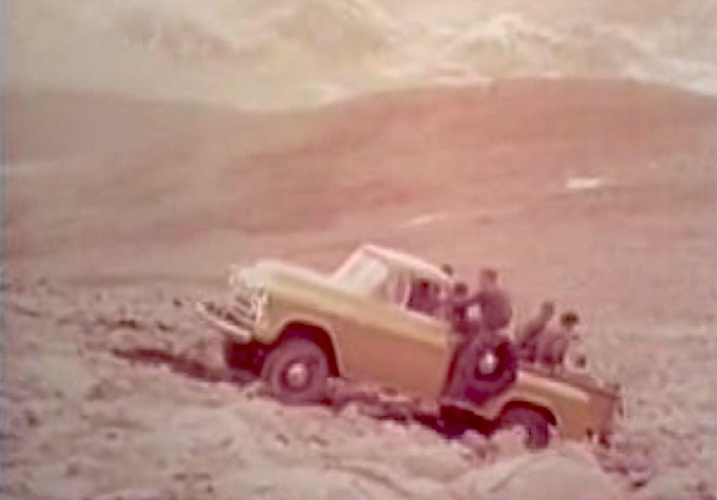chevrolet 1957 pikes peak