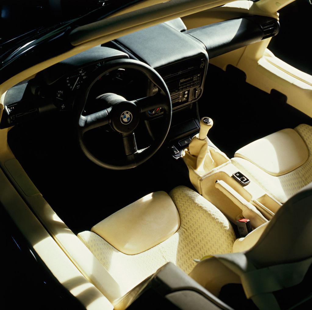 Bmw Zed 1: BMW Z1: El Origen De La Saga Z