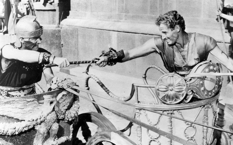 Ben Hur gladiador