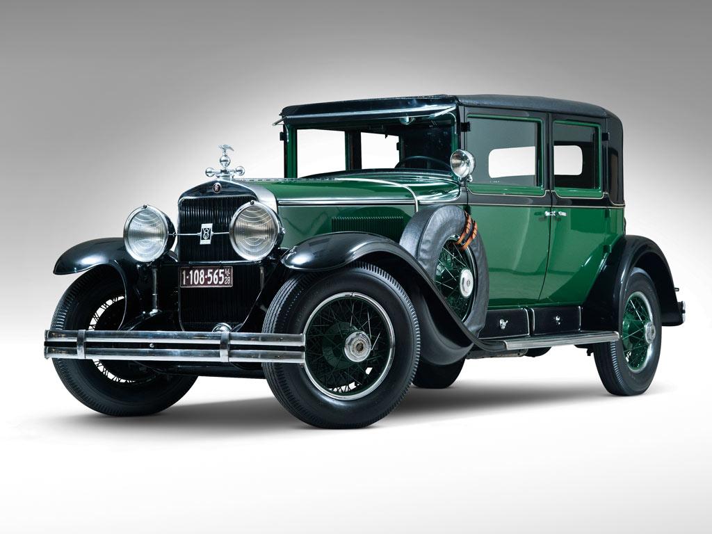 Cadillac Al Capone