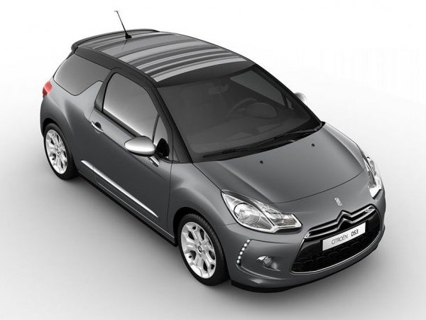 Citroën DS3 Graphic Art 1