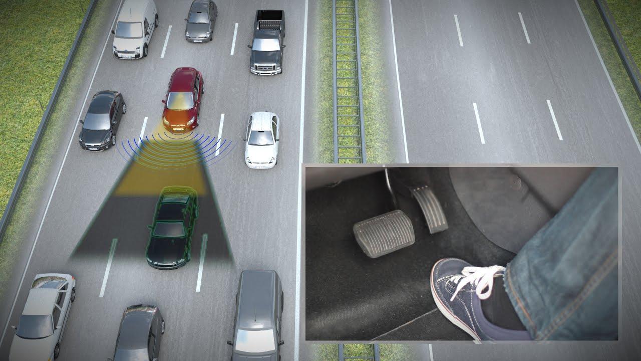 Ford Traffic Jam Assist