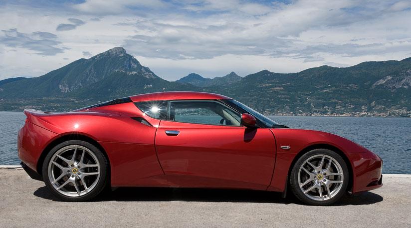 Lotus Evora 414E Hybrid 1