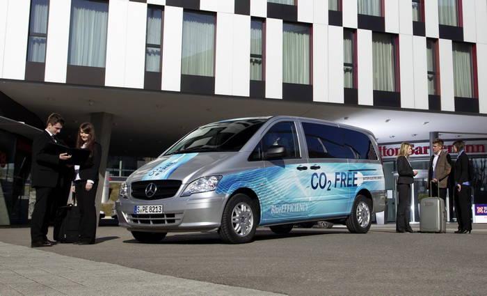 Mercedes Vito e-cell crewbus 2