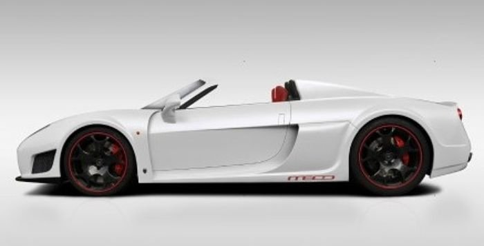 Noble M600 Roadster 1