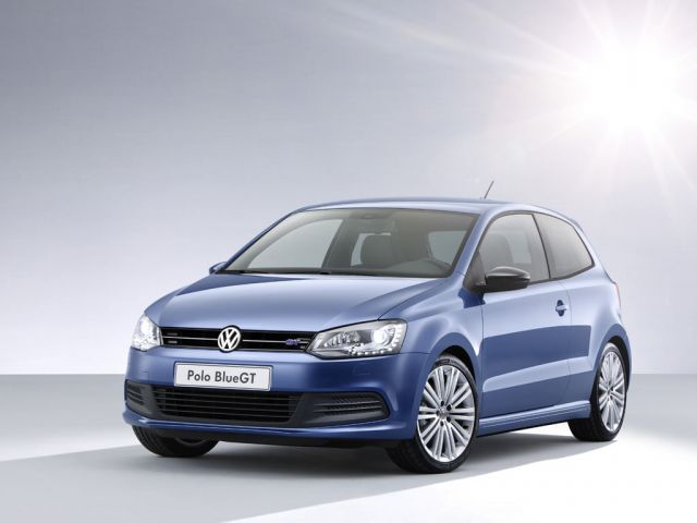 Volkswagen Polo Blue GT 1