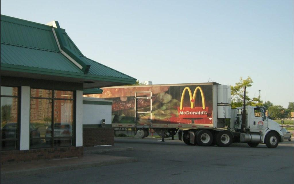 camion mcdonalds