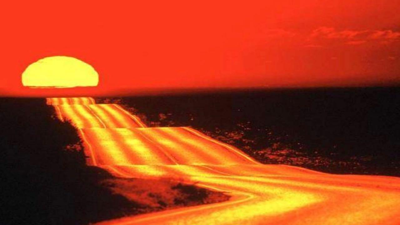 carretera puesta sol – 1
