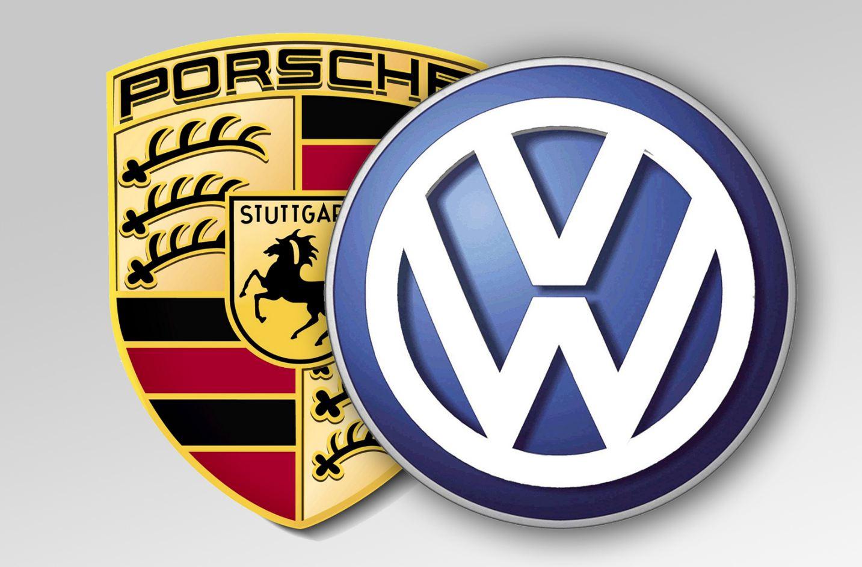 logos volkswagen porche