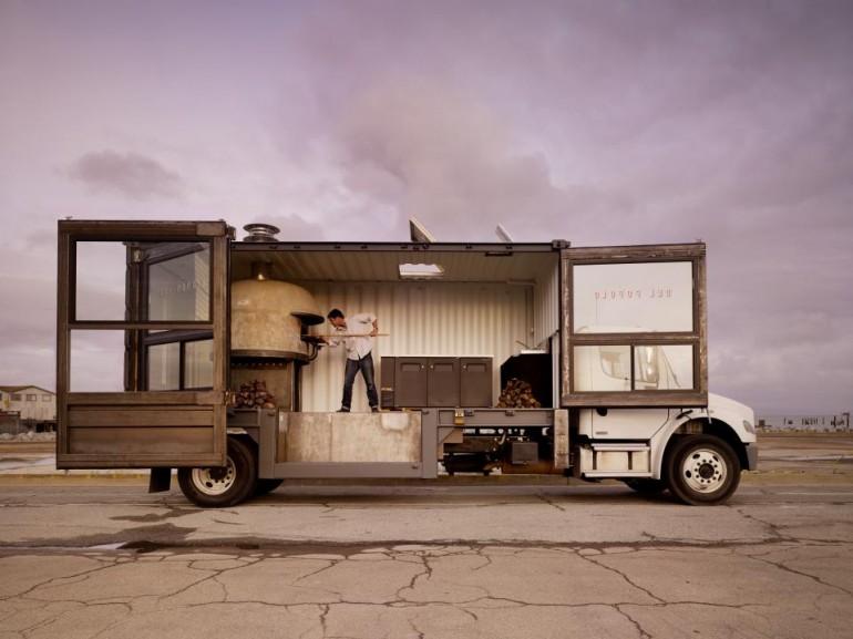 pizzeria camion