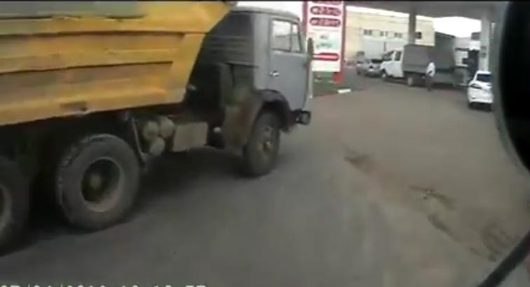ruso con suerte