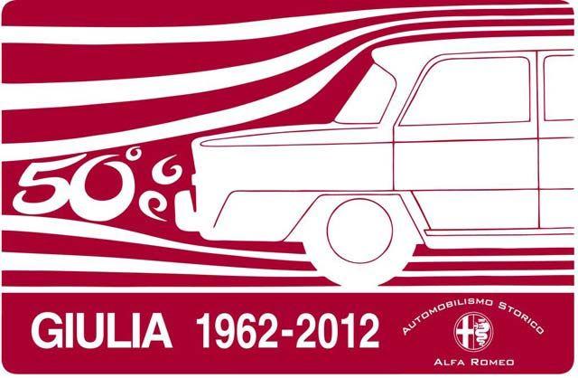 50 aniversario Alfa Romeo Giulia