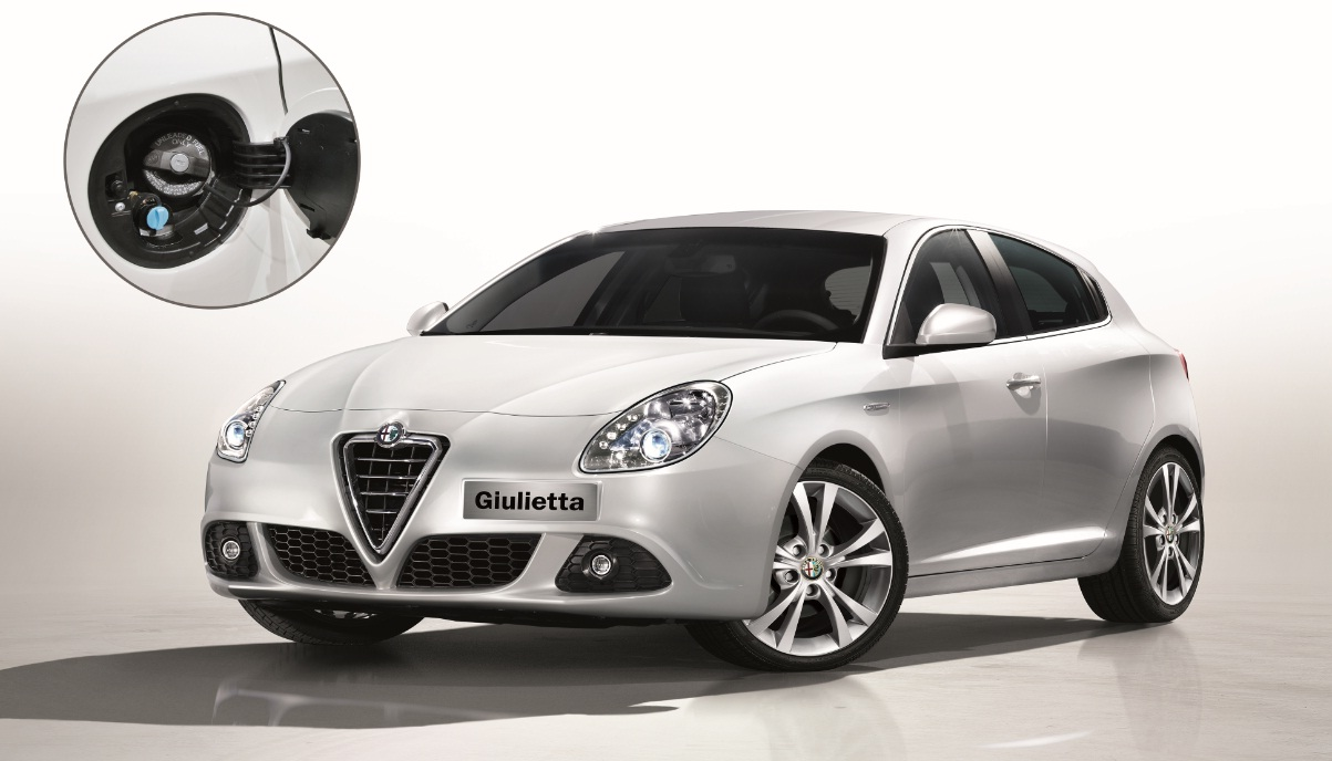Alfa Romeo Giuletta GLP Turbo 3