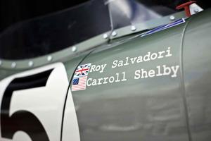 El Aston Martin DBR1 ganó las 24 horas de Le Mans de 1959 con Shelby y Salvadori