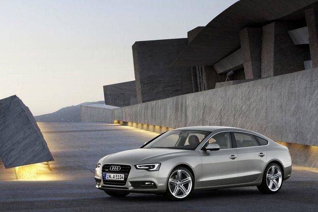 Audi A5 Sportback 1