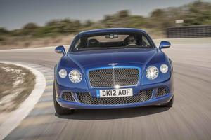 El Bentley de producción más rápido jamás fabricado