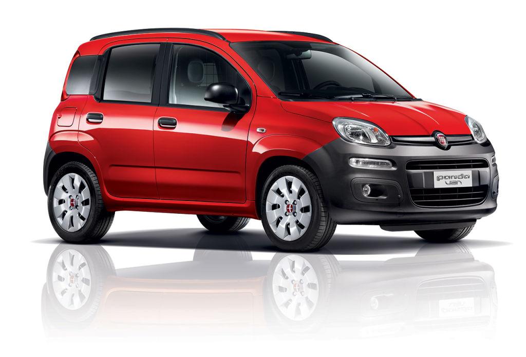 Fiat Panda Van 1