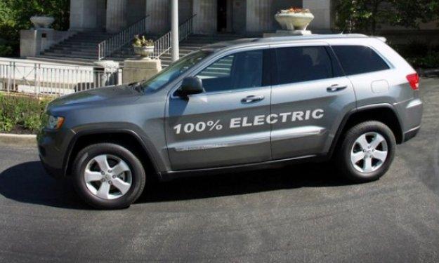 Jeep Grand Cherokee eléctrico 2
