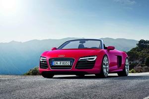 Pequeños cambios en el frontal hacen a este nuevo Audi R8 más atractivo