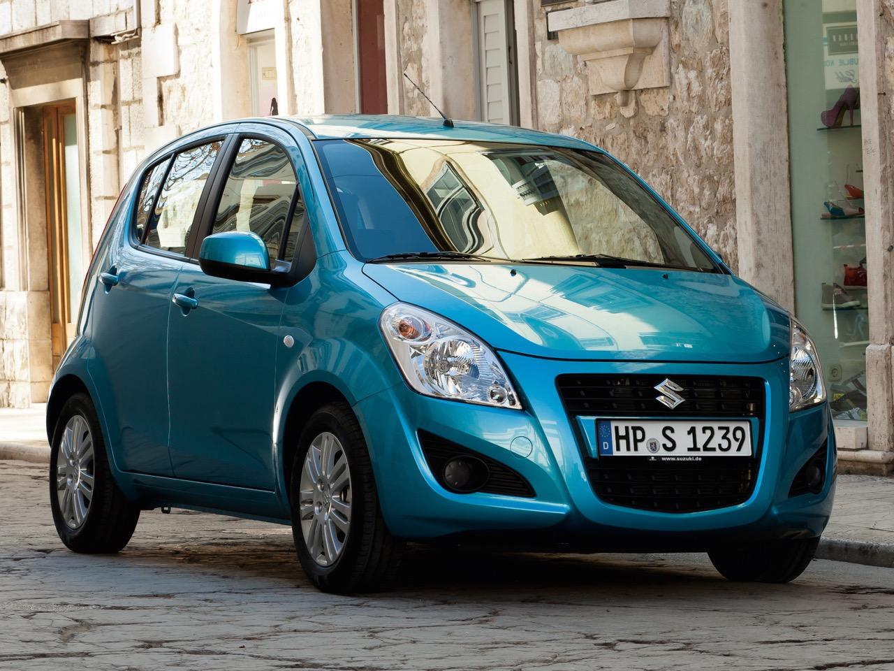 Suzuki Splash 2012 – 1