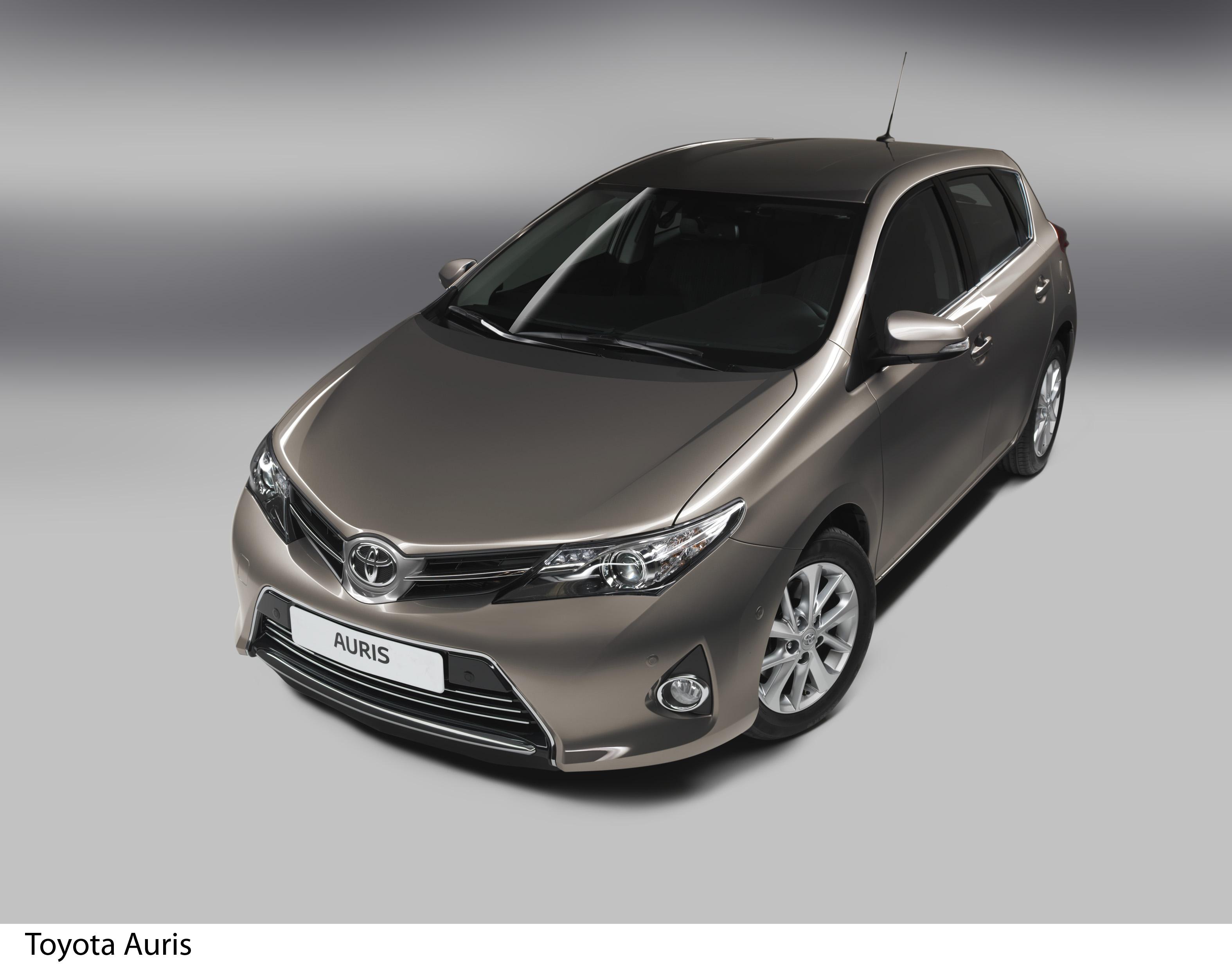 Toyota Auris 1