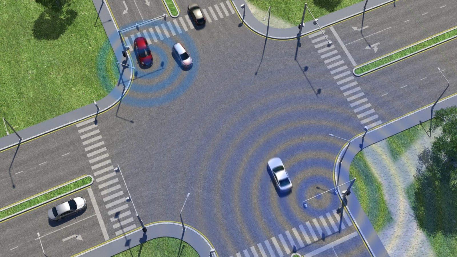 EE.UU. acelera hacia la automoción del futuro Vehiculos-inteligentes