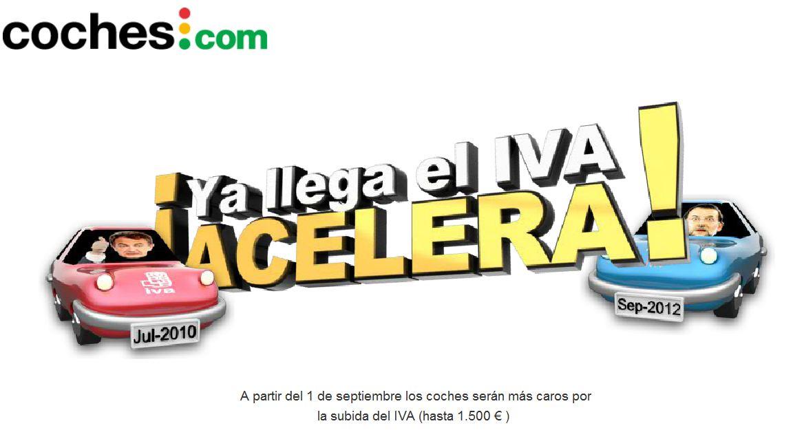 campaña IVA