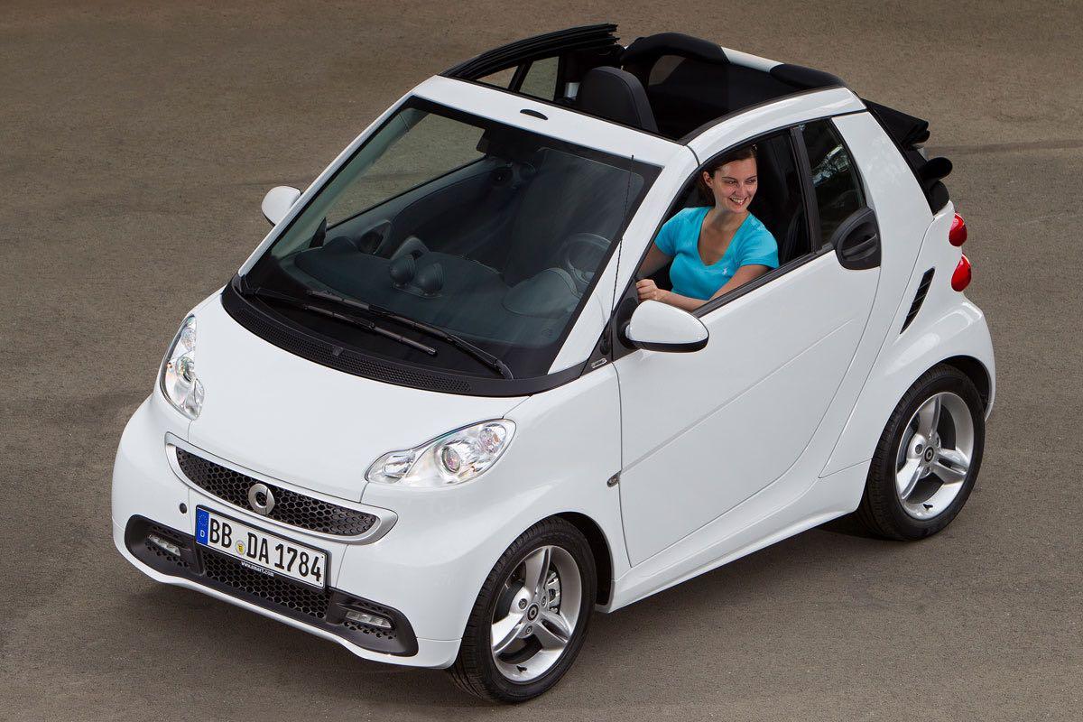 smart fortwo cabrio 2012 – 4