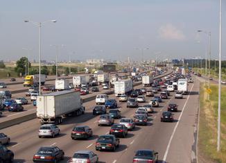 Los récords de las carreteras Toronto-401-Highway-650x487