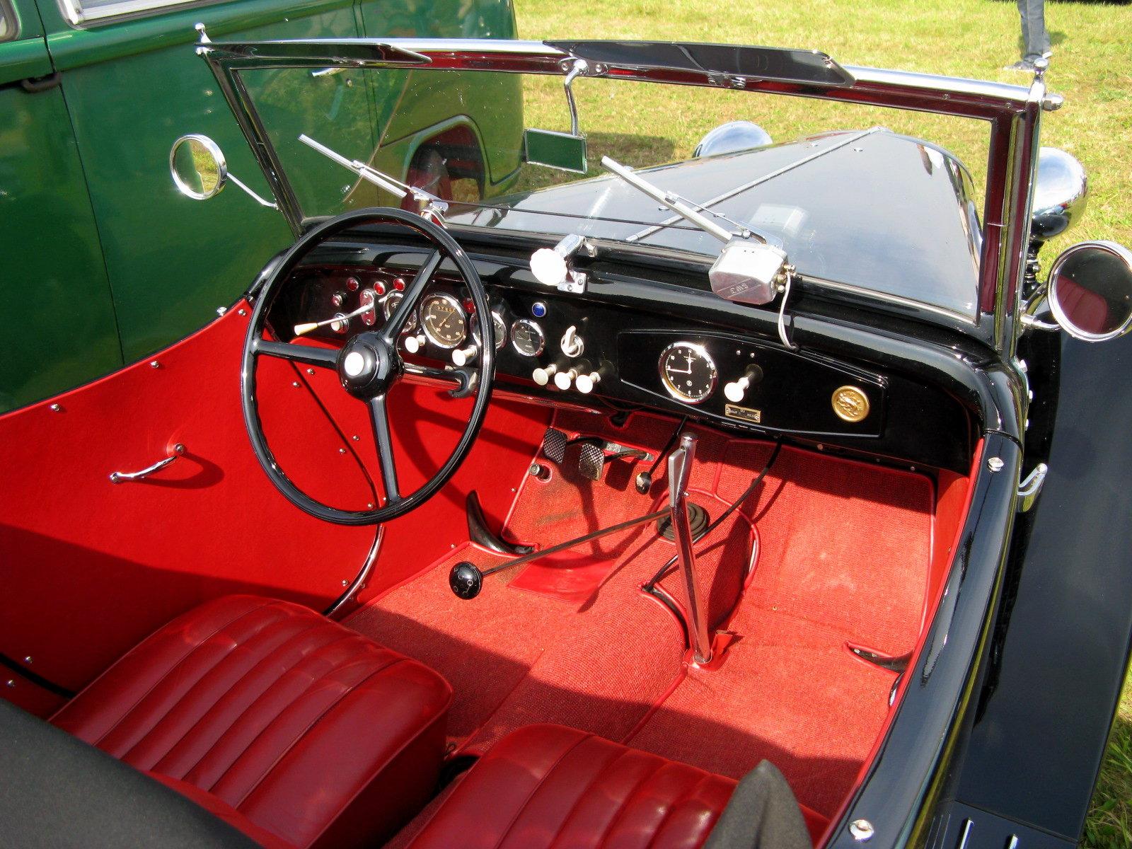 coche histórico