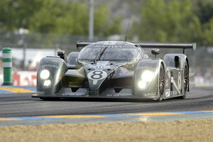 Bentley Speed 8 ganador de las 24 Horas de Le Mans de 2003