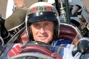 ...o codearnos con piliotos míticos como Sir Jackie Stewart