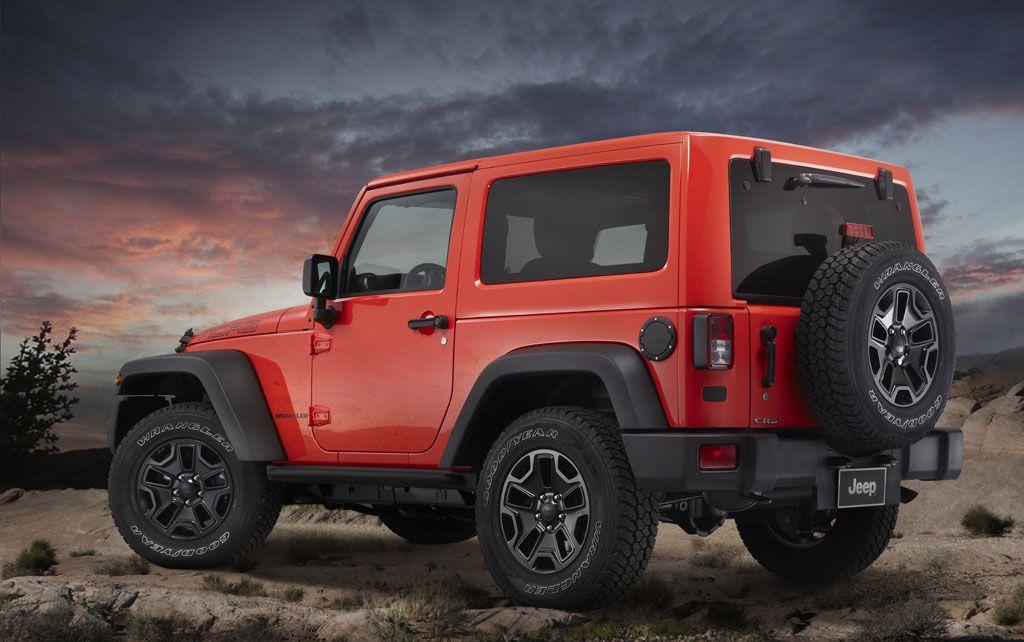 Nuevo Jeep Wrangler Moab Pasi N Todoterreno