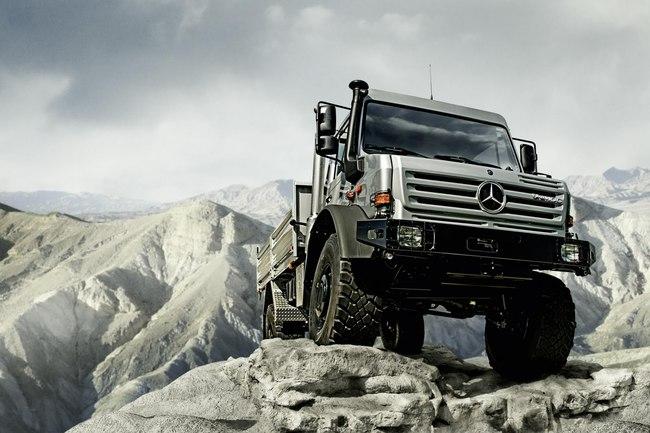 Mercedes-Unimog