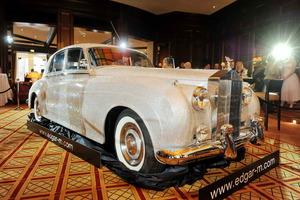 Fantástica estampa de este Rolls-Royce que se subastará con fines benéficos