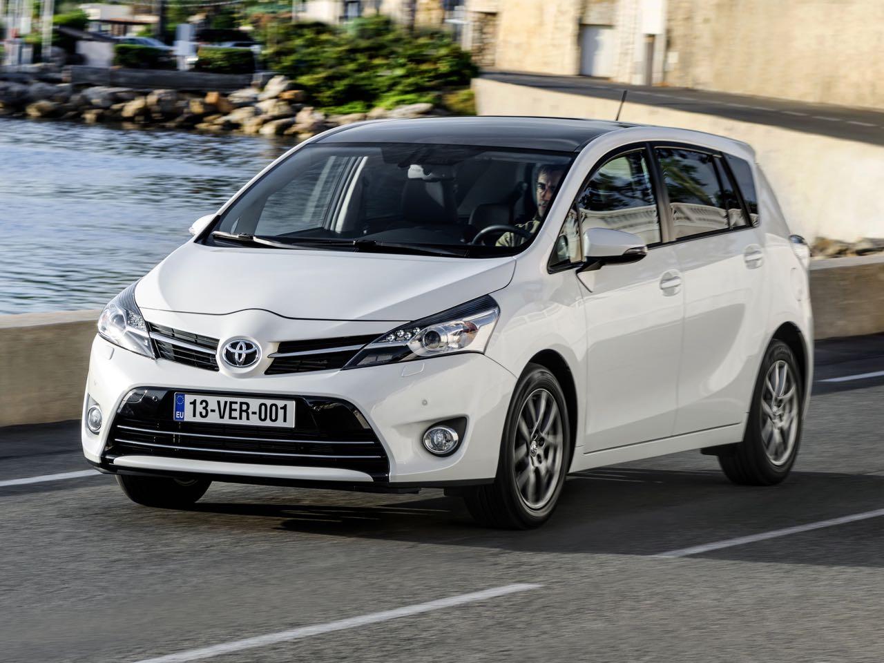 Toyota Verso 2013 – 14
