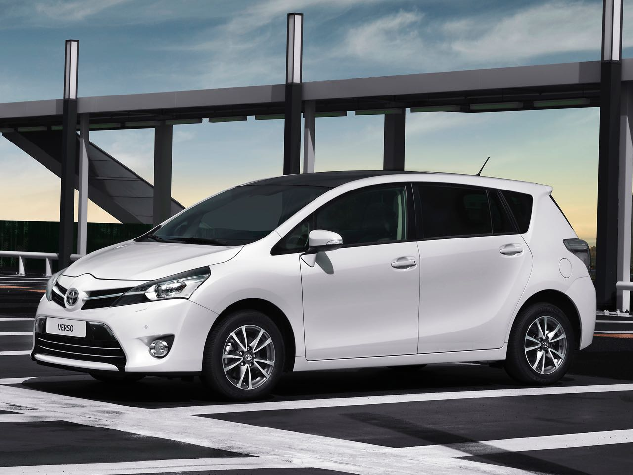 Toyota Verso 2013 – 2
